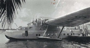Pan American China Clipper, 1930s