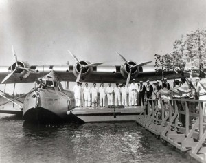 Pan American Hawaiian Clipper, 1936.