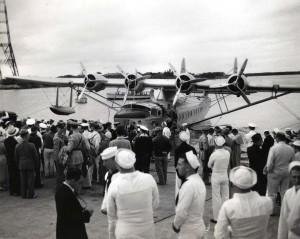 Pan American Clipper April 20, 1935