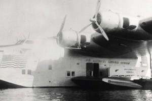 Pan American Clipper 07 1930s.