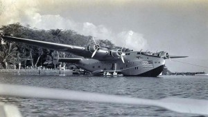 Pan American Clipper c1937-1940