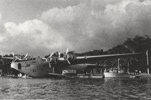 Pan American Boeing 314, c1939-1941.