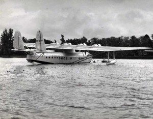 Pan American Clipper, 1930s