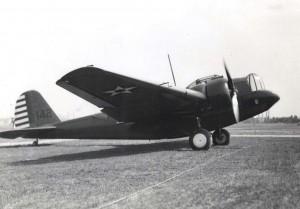 Martin B-10, C1930s.