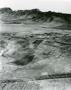 Wheeler Field, October 1930, before permanent buildings.