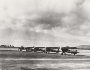 Wheeler Field, Oahu, 1930s.