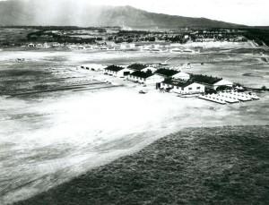 Wheeler Field, Oahu, September 12, 1932.