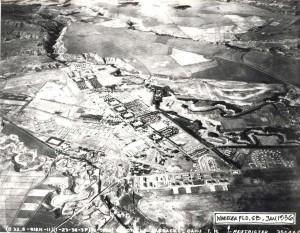 Wheeler Field, Oahu, January 23, 1936.