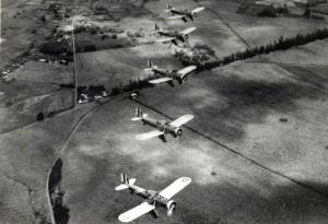 A-12s over Oahu 1939.