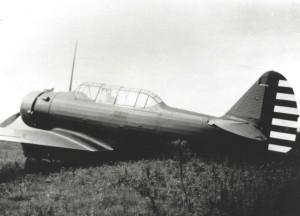 BT-6 circa late 1930s Wheeler Field.