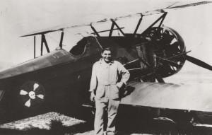 P-12 at Wheeler Field, 1934.