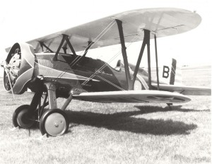 Boeing P-12E assigned to 6th Pursuit Squadron, 18th Pursuit Group, Wheeler Field, December 1933 to March 1939, Ser. #31-559. Aircraft was placed on permanent display at Air Force Museum, Wright-Patterson AFB, Ohio, August 20, 1983.