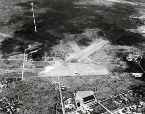 Hilo Airport, August 26, 1941.