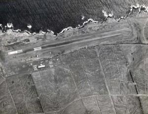 Naval Air Field Upolu Point, Hawaii, 1945.