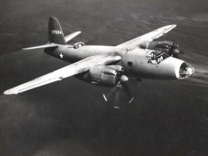Martin B-26B Marauder, 1948.