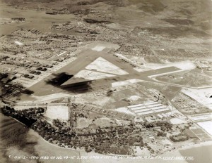 Hickam Air Force Base, July 29, 1949.