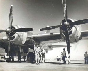 Hickam Field 1946.