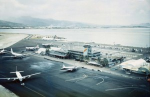 Honolulu International Airport, 1947.
