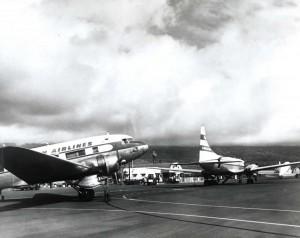 John Rodgers Airport, c1945-1949