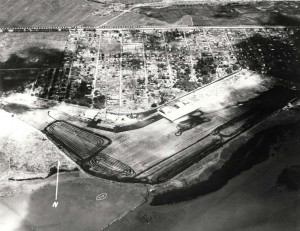 John Rodgers Airport, October 1, 1941.