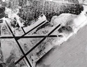John Rodgers Airport, 1943.