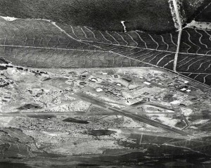 Puunene Airport, Maui, August 3, 1945.