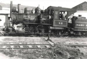 OR&L Railroad, November 1941.