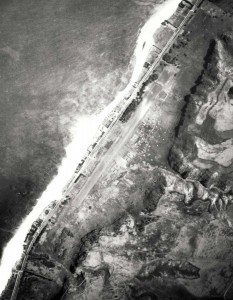 Decoy airfield on Oahu, August 1943.