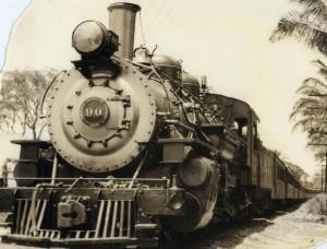 Narrow Gauge OR&L Railroad Honolulu 1946