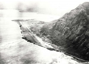 Kualoa Airfield, Oahu, May 10, 1942.