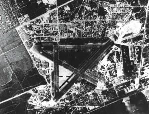 Marine Corps Air Station Ewa, May 1945.