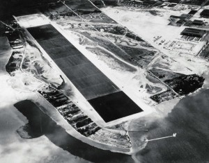 Naval Air Station Kaneohe, October 1, 1941.