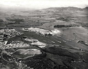 Pearl Harbor, May 2, 1940.