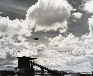 Pearl Harbor FUR Barrage Balloons September 6, 1942.