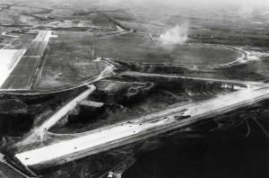 Wheeler Field, Oahu, 1942.