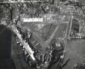 Wheeler Field, Oahu, March 1948.