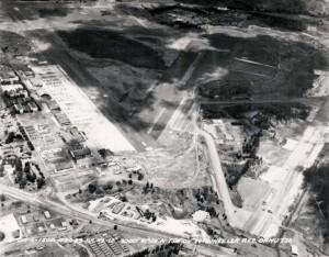 Wheeler Air Force Base, Oahu, July 29, 1949.