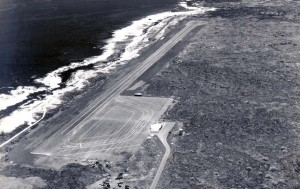 Kamuela Airport, Hawaii, September 4, 1953.