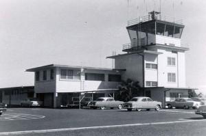 General Lyman Field, 1950s.