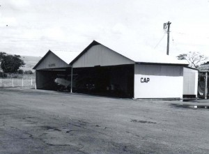 Civil Air Patrol building, General Lyman Field, 1950s.