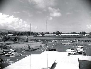 Hilo Airport, 1950s.