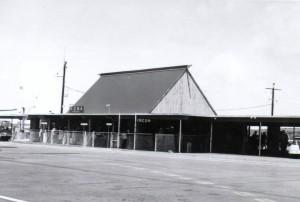 Kona Airport, 1950s.