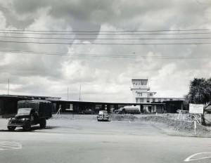Hilo Airport, 1955.