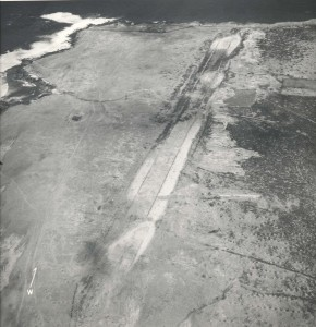 Morse Field, South Cape, Hawaii, April 22, 1955.