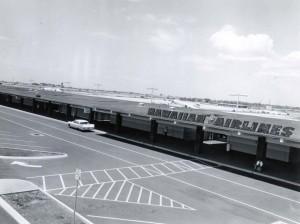 Interisland Terminal, Honolulu International Airport, 1959.
