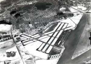 Honolulu Airport, 1950s