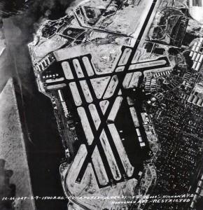 Honolulu International Airport and Hickam Air Force Base Joint Runways, December 26, 1951.