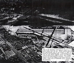 Honolulu International Airport, 1952.