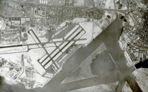 Honolulu International Airport, September 8, 1954.