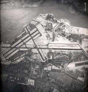 Honolulu International Airport, February 2, 1954.